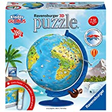 Ravensburger 11160 Kindererde Children's Globe in German