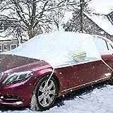COFIT Windschutzscheibe Schnee Abdeckung Winter Für Limousine SUV LKW Van