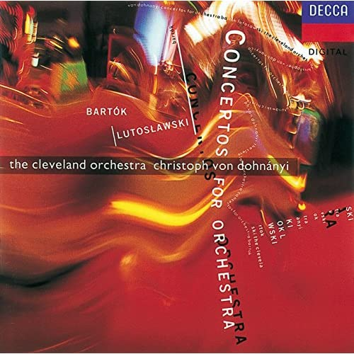 Lutoslawski: Concerto for Orchestra - 3. Passacaglia, Toccata e Corale: Andante con moto - Allegro giusto - Molto allegro - Presto