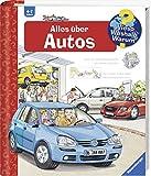 Alles über Autos (Wieso? Weshalb? Warum?, Band 28) - Andrea Erne