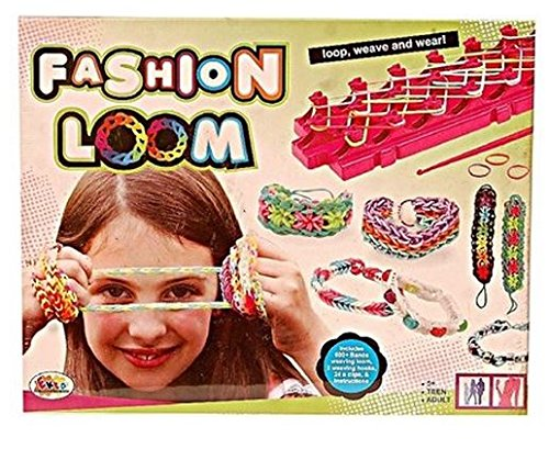 Ekta Fashion Loom Bands (Multicolour)