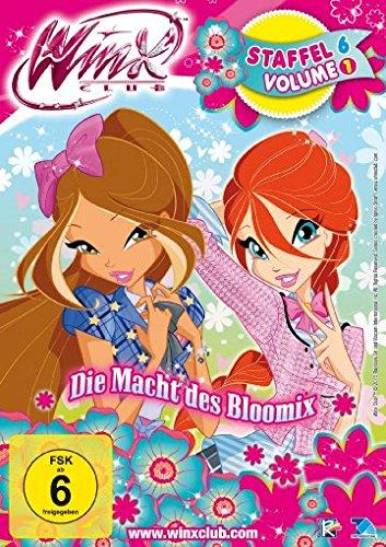 Winx Club - Die Macht des Bloomix (6 Staffel Volume 1)