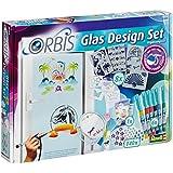 Orbis 30489 - Kinderairbrush - Glas Design Set