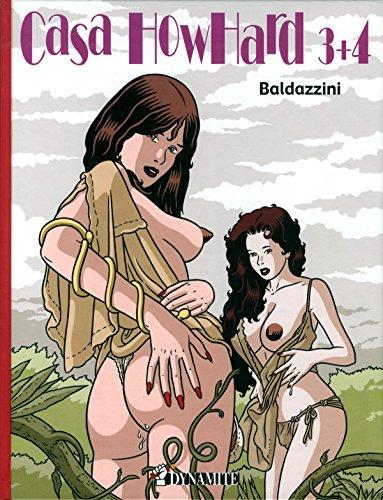 CASA HOWHARD T03 ET T04 par Baldazzini Roberto