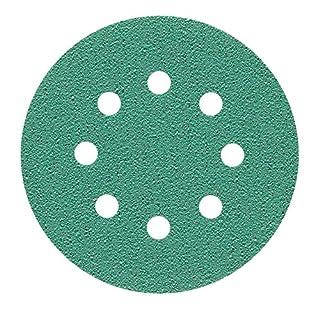 1 Stück 125 mm Exzenter Schleifscheiben, passend für Bosch GEX 125-1 AE P320 Körnung, passend für Bosch GEX 125-1 AE green Film