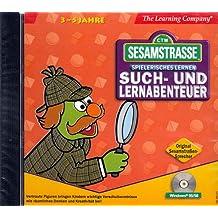 Sesamstrasse - Such- und Lernabenteuer (3 - 5 Jahre)