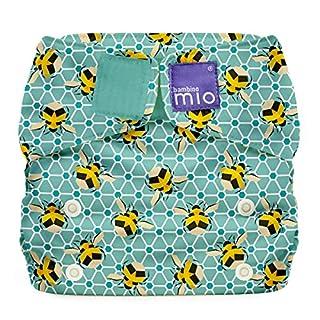 Bambino Mio, miosolo all-in-one wiederverwendbare windel, honigbiene