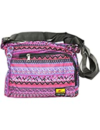 BagaHolics Cotton Multi-Coloured Women's Sling Bag Side Bag Cross Body Bag With Adjustable Strap Gift For Ladies...