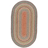 Best Braided Rugs - The Braided Rug Company Carnival Oval Jute Braided Review