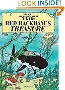 #10: Red Rackham's Treasure (Tintin)
