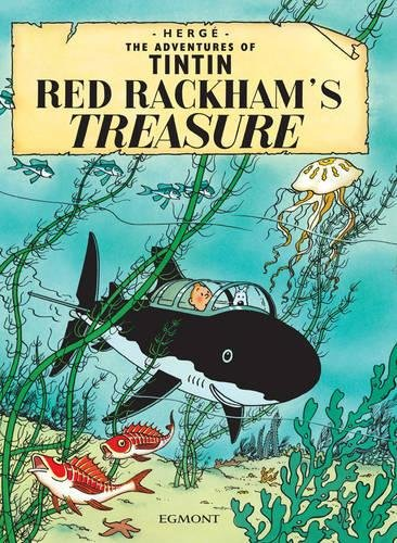 Red Rackham's Treasure (Adventures of Tintin) por Egmont