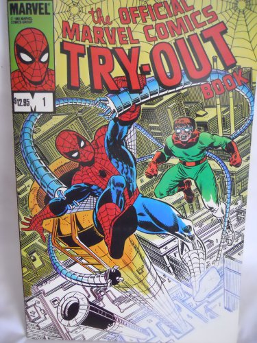 The Official Marvel Comics Try-Out book (No. 1)