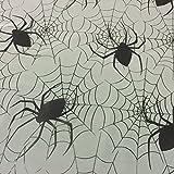 Weiß Halloween Spider Bahnen Spooky Net Stoff für