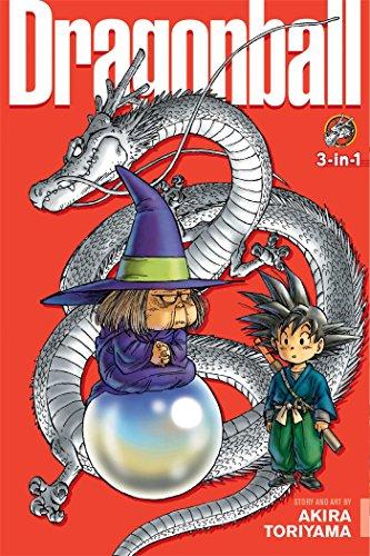 DRAGONBALL 3IN1 TP VOL 03 (C: 1-0-0) (Dragon Ball (3-In-1 Edition)) by Akira Toriyama (5-Dec-2013) Paperback