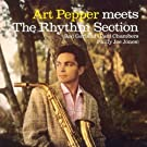 Art Pepper Meets the Rhythm Section/The Marty Paich Quartet - Art Pepper [2 LPs on 1 CD]