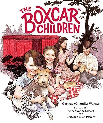 The Boxcar Children Fully Illustrated Edition (The Boxcar Children Mysteries) (English Edition)
