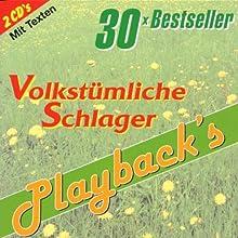 Karaoke/Various Volkstümliche Playback's