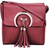Latest New Trend Chand Style Pu Leather Sling Bag Used For Women And Girls