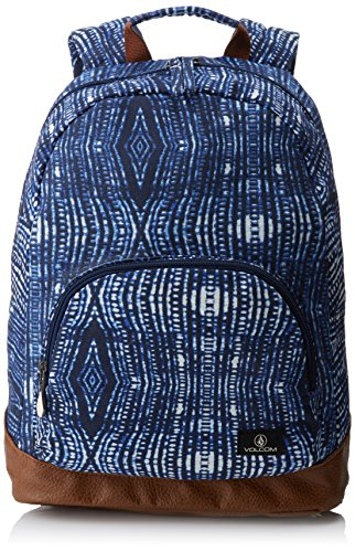 Imagen de volcom e6431501mdb  mochilla unisex, color azul midnight blue , 32 x 43 x 15 cm, 19 litro alternativa
