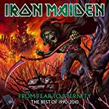 Iron Maiden: From Fear to Eternity: the Best Of [Vinyl LP] (Vinyl)