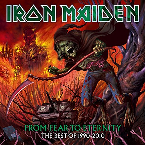 From Fear To Eternity: The Best Of 1990-2010 (3 LP Vinile)