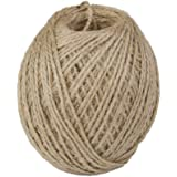 RSP Trader Jute Thread Twine Cord/Burlap Thick: 2 mm, Length: 120 m (Natural)