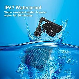 Cargador Solar 16000 mAh con protección IP67