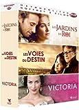 Destins de femme : Les Jardins du Roi + Les Voies du destin + Victoria - Les jeunes années d'une reine