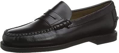 Sebago Classic Dan W, Women's 7001530 Loafers (Black 902) 5 UK Donna, 42 R
