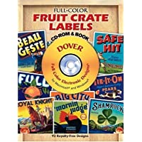 Full-Color Fruit Crate Labels