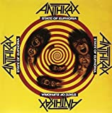 Anthrax: State of Euphoria [Vinyl LP] (Vinyl)