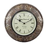 APKAMART Handcrafted Vintage Clock Big -...