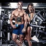 Inglis Lady 6 Pack EMS Abs Muscle Toner Stimulator Abdominal Trainer Belt