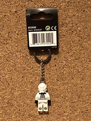 Lego The Ninjago Movie 853695 - Zane Schlüsselanhänger