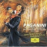 Paganini: The 6 Violin Concertos (3 CD's)