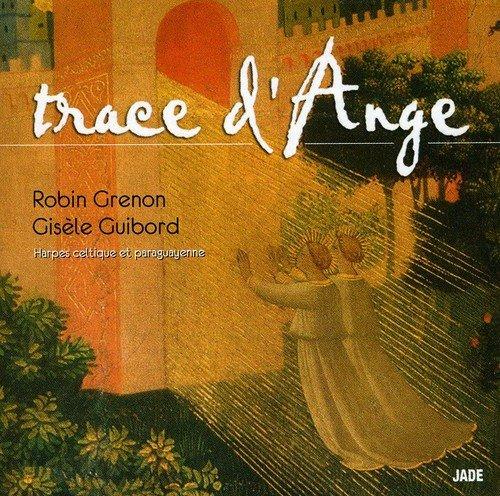 Trace D'ange-Keltische U.Paraguayische Harfe