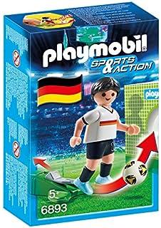 Playmobil  Terrain football transportable dp BLYDW