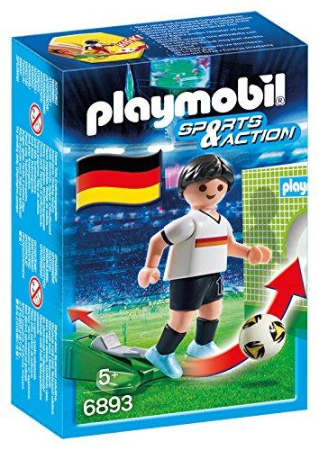 Playmobil - Futbolista Alemania (68930)
