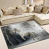 JSTEL ingbags Super Weich Moderner Pferd, ein Wohnzimmer Teppiche Teppich Schlafzimmer Teppich für Kinder Play massiv Home Decorator Boden Teppich und Teppiche 160x 121,9cm, multi, 63 x 48 Inch