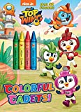 Colorful Cadets! (Top Wing) (Nick Jr. Top Wing) [Idioma Inglés]