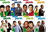 Psych Staffel 1-8 (31 DVDs)