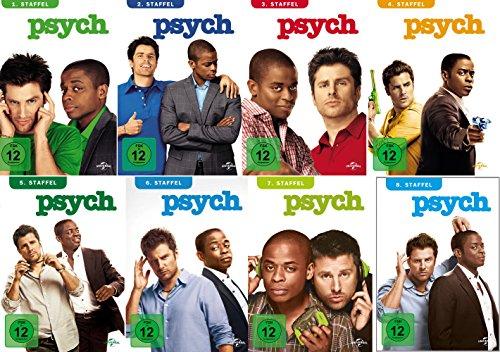 Staffel 1-8 (31 DVDs)