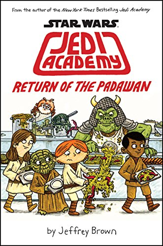 Star Wars: Jedi Academy 02: Return of the Padawan