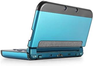 TNP Produkte 3DS Fall–Kunststoff + Aluminium Full Body Schutz Snap on Hard Shell Haut Schutzhülle für Nintendo 3DS 2015