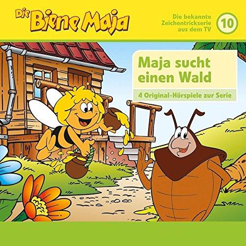 Die Biene Maja - Folge 10: Maja sucht einen Wald