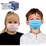 Para niños, 50 uds Mascarilla Quirúrgica IIR infantil Homologada CE | 3 capas (BFE>99%) | desechable - no Reutilizable | enví