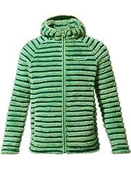 Craghoppers - Chaquetilla polar con capucha modelo Farley para niños