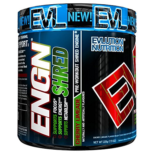 Evl Nutrition ENGN Shred (30 serv) Cherry Limeade, 221 g