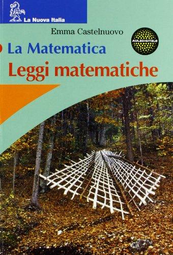 La matematica. Figure solide. Leggi matematiche. Per la Scuola media