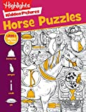Horse Puzzles (Highlights(TM) Hidden Pictures)